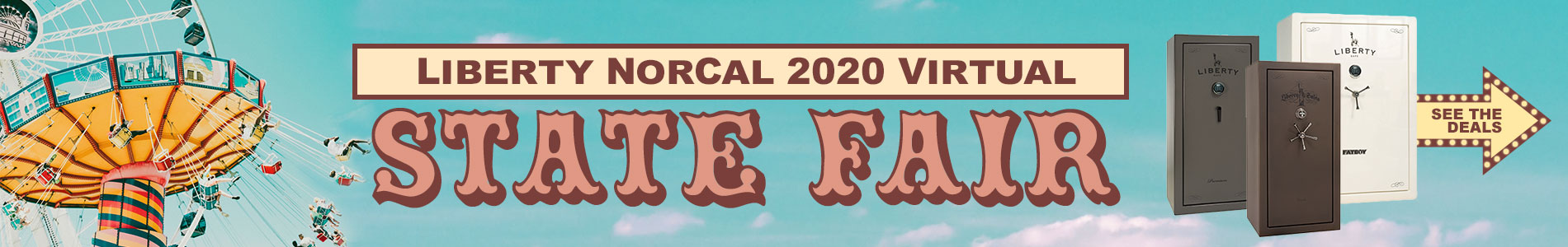 Liberty NorCal 2020 Virtual State Fair - See the Deals