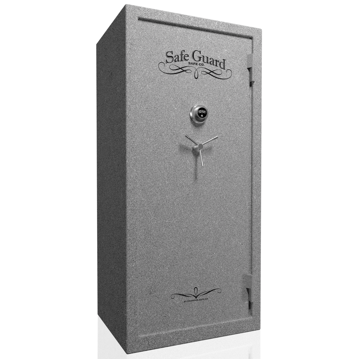 "GR-20 | 60 Minute Fire Protection | Granite Textured | Mechanical Dial | Dimensions: 60"" (H) x 28"" (W) x 22.5"" (D)"