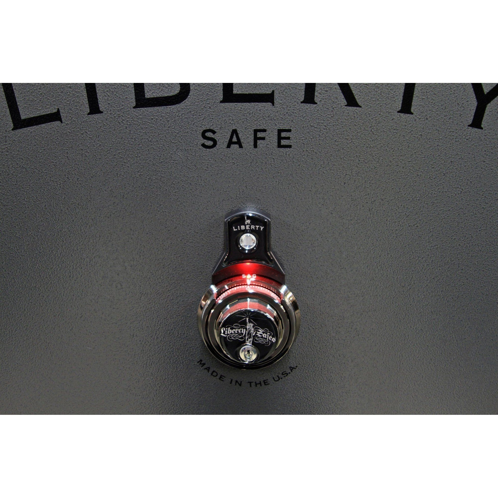 Liberty Safe-accessory-lights-lock-light-dial-lock