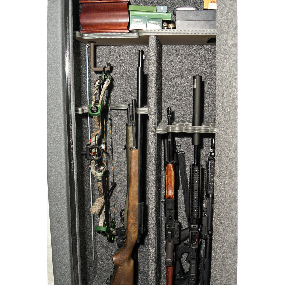 Liberty Safe-accessory-storage-bow-hanger
