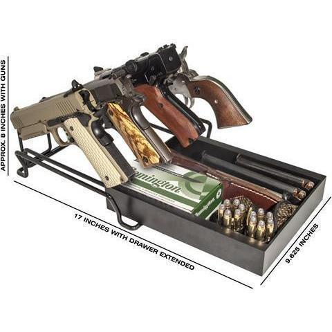 Liberty Safe-accessory-storage-pistol-rack