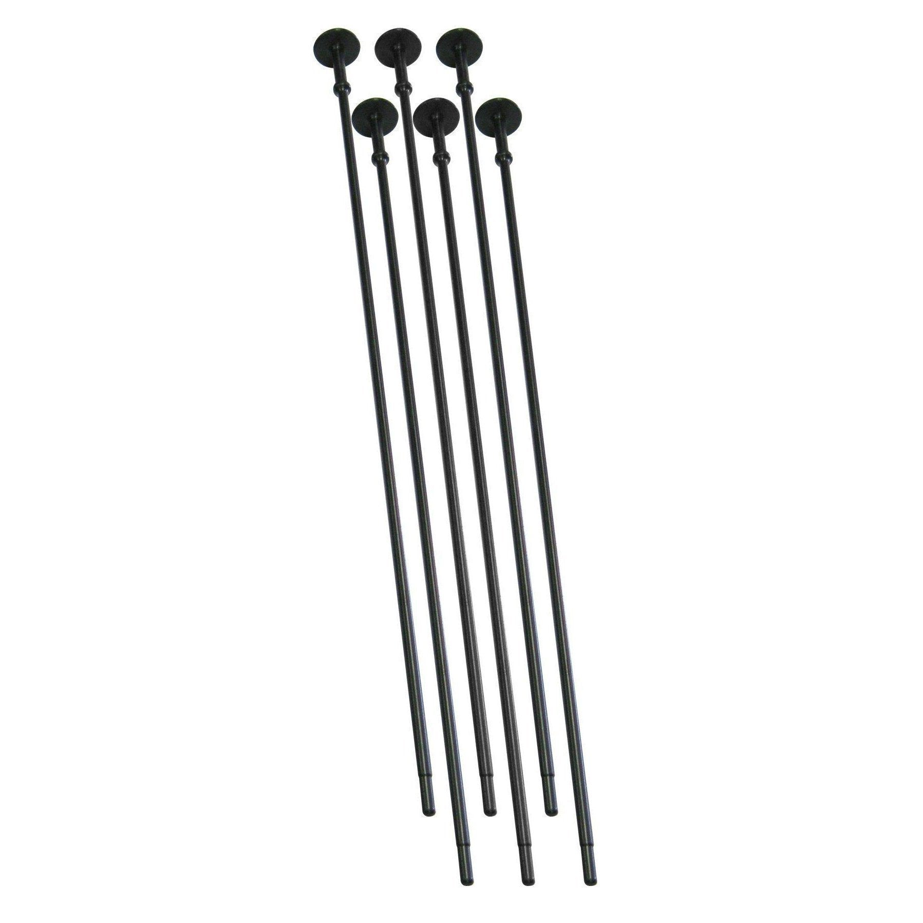 Liberty Safe-accessory-storage-rifle-rod-6-pack