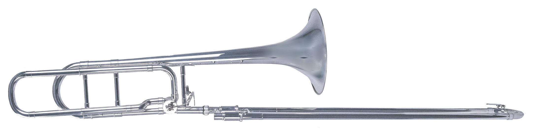 NEW System Blue Professional Series Trombone (SBPTROM, Silver)