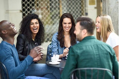 Coffee with Friends - Self Care for Stressed Out Parents