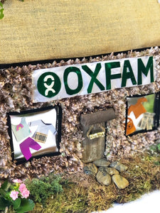 Oxfam Shop tribute