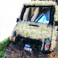 Load image into Gallery viewer, White Van funeral tribute