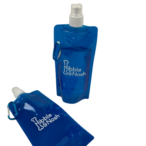 Nibble and Nosh Water Bottle
