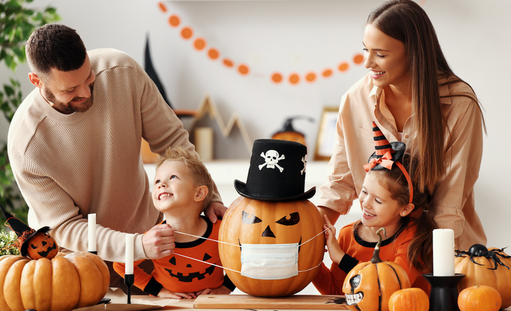 Healthier halloween? Here's three tips for low-sugar spooking.