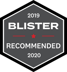 Blister Recommended 19/20 - Vacation