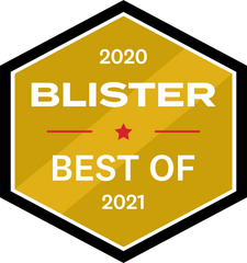 Blister Best Of 20/21 - Masterblaster