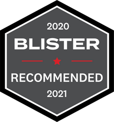Blister Recommended 20/21 - Hotshot