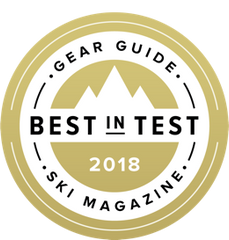 Ski Mag Best in Test 2018 - Masterblaster