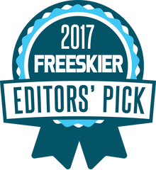 Freeskier Mag Editors' Pick 2017 - Metal