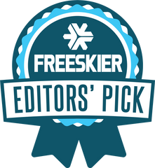 Freeskier Mag Editors' Pick 2021 - Slacker