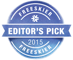 Freeskier Mag Editor's Pick 2015 - Allplay