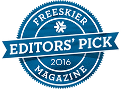 Freeskier Mag Editors' Pick 2016 - Metal