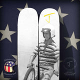 "The Masterblaster ""AMERICAN SENDER"" Limited Edition Ski"