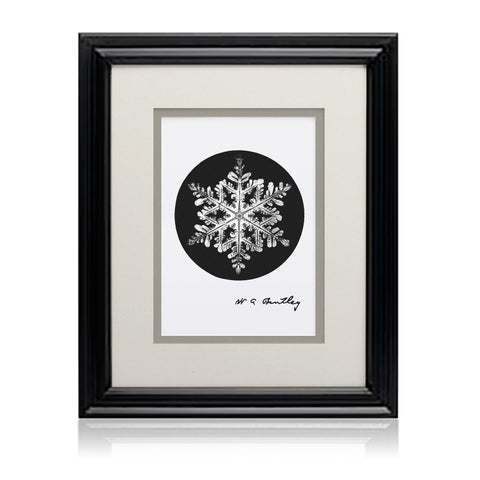 Snowflake Bentley Print