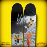 "The Vacation ""BROTHERHOOD"" Limited Edition Ski"