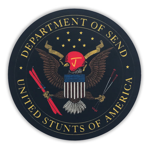Department of Send Sticker