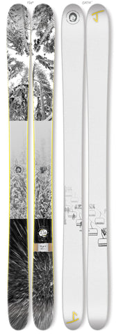 "The Metal ""EXPOSURE"" Mike Yoshida x J Collab Limited Edition Ski"
