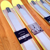"The Masterblaster ""PROTOTYPE"" Limited Edition Ski"