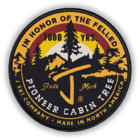 Pioneer Cabin Patch
