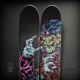"The Whipit ""CREEPER"" James Jirat Patradoon x J collab"