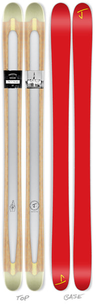 Prototype Skis