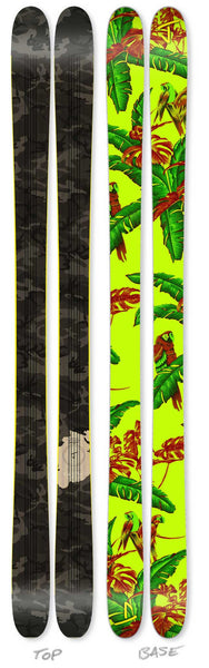 "The Whipit ""TROPIC THUNDER PART DEUX"" Limited Edition Ski"