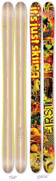 "The Allplay ""FIRST"" Limited Edition Ski"