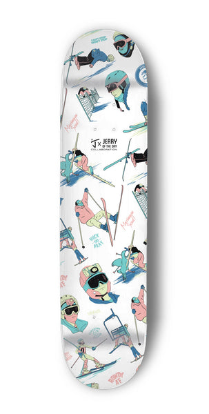 Jerry of the Day Skateboard