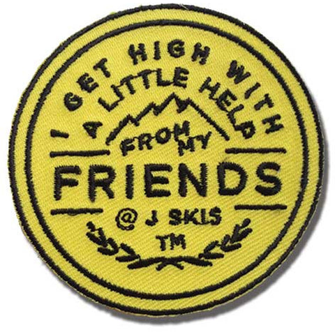 Friends Patch