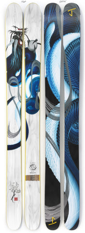 "The Friend ""DRAGON"" Tetsuya Abe x J Collab Limited Edition Ski"
