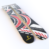 "The Friend ""MOONDOGS"" David Hale x J Collab Limited Edition Ski"