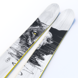 "The Masterblaster ""GLITCH"" Paul Jackson x J Collab Limited Edition Ski"