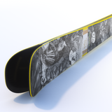 "The Masterblaster ""SANTA CRUZ"" Zoe Keller x J Collab Limited Edition Ski"