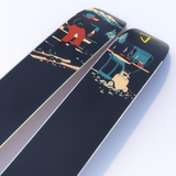 "The Masterblaster ""TAILGATER"" Limited Edition Ski"