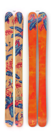 "The Max ""ALOHA"" Limited Edition Ski"
