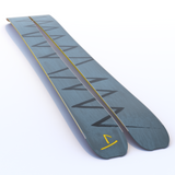 "The Slacker ""FIRST TRACKS"" Chris Delorenzo x J Collab Limited Edition Ski"