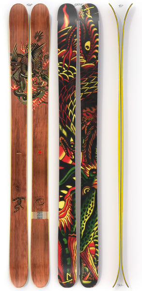 "The Vacation ""BATTLE ROYAL"" Prof. York x J Collab Limited Edition Ski"