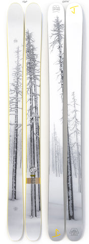 "The Vacation ""BURNOUT"" Colton Jacobs x J Collab Limited Edition Ski"