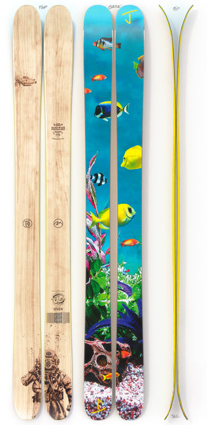 "The Vacation ""DIVER"" Samm Moore x J Collab Limited Edition Ski"