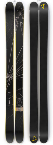"The Whipit ""SHATTERED"" J Limited Edition Ski"