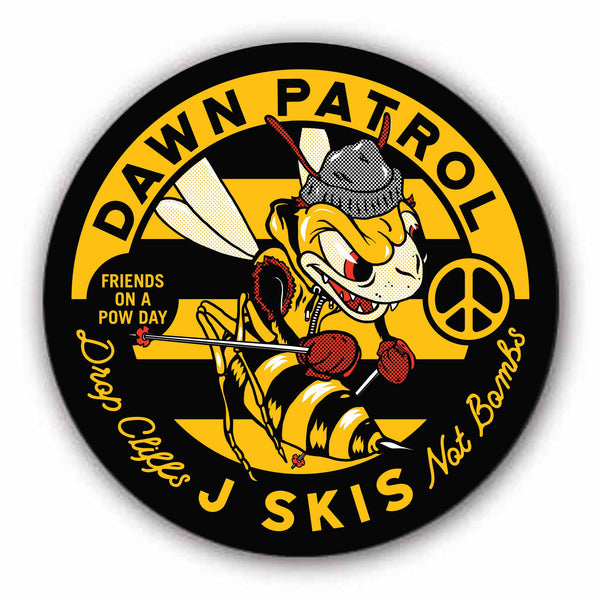 Dawn Patrol Sticker
