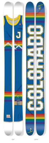 "The Allplay ""COLORADO"" Limited Edition Ski"