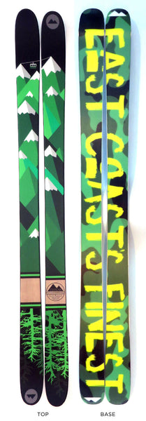 "The Allplay ""UVM"" Limited Edition Ski"