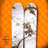 "The Allplay ""SNOW CAMO"" Realtree x J Collab Limited Edition Ski"
