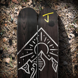 "The Masterblaster ""WILD LIFE"" Liam Ashurst x J Collab Limited Edition Ski"