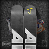 "The Metal ""GTO"" Limited Edition Ski"